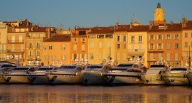 Power Boats Charter - St. Tropez cruising