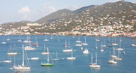 Power Boats Charter - charter a boat in St. Thomas