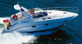 Motor Boats Charter types