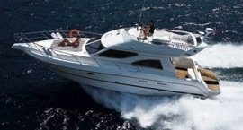 Power Boat Charter price
